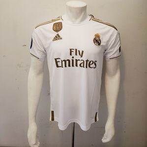 Other - 🆕️  REAL MADRID HOME FAN JERSEY CHAMPION PATCH